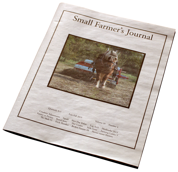 Small Farmer's Journal
