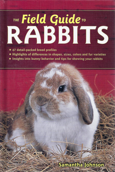 """Field Guide to Rabbits"" by Samantha Johnson"