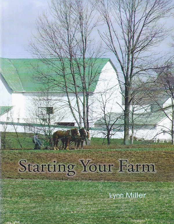 Starting Your Farm