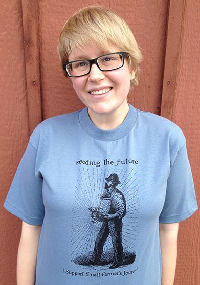 """Seeding the Future"" T-Shirt"