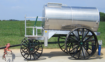 Liquid Manure Spreader Wagon