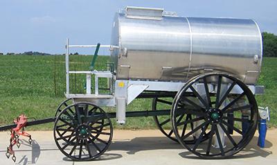 Liquid Manure Spreader Wagon