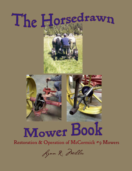 The Horsedrawn Mower Book
