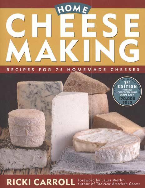home-cheesemaking