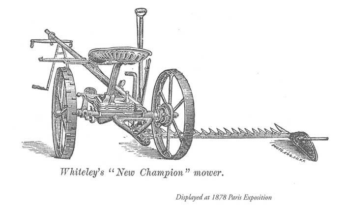 A Short History of the Horse-Drawn Mower