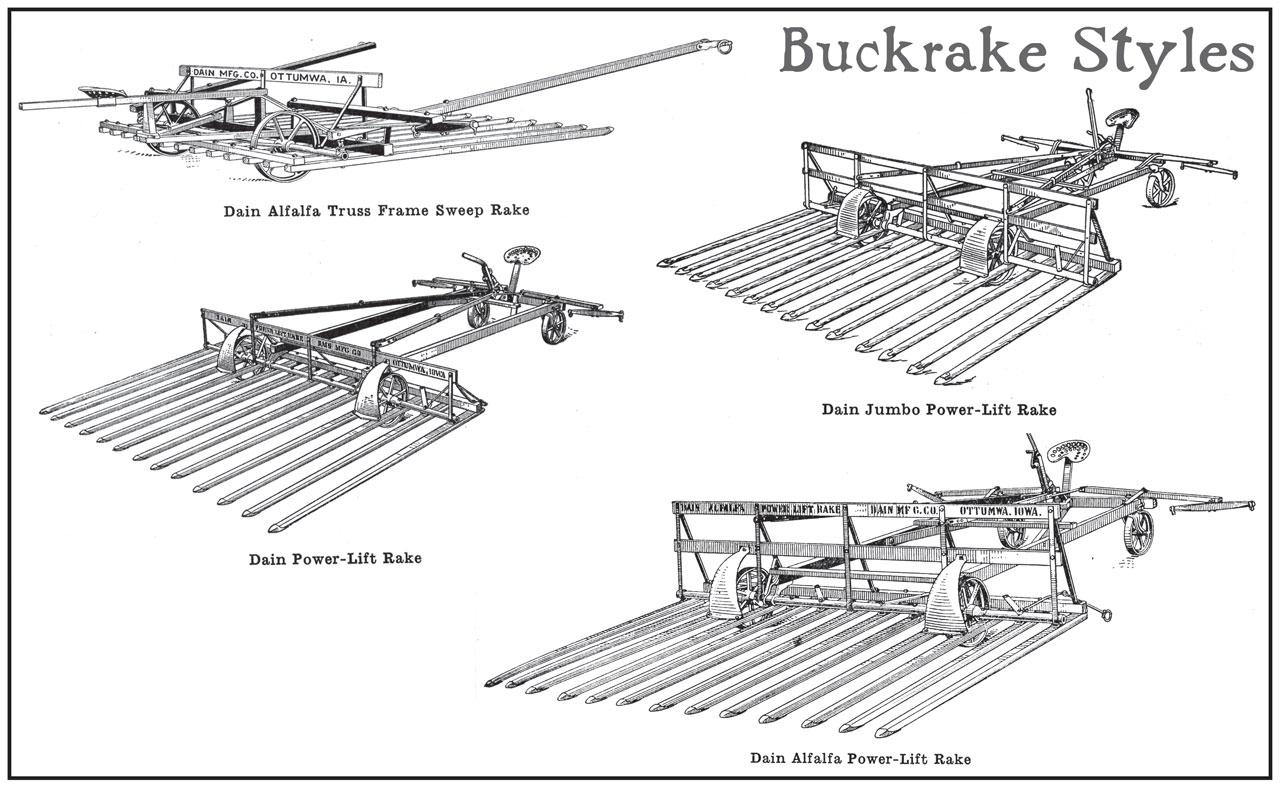 I Built My Own Buckrake
