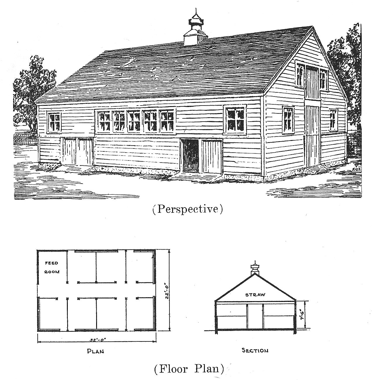 Plans for Hog Houses