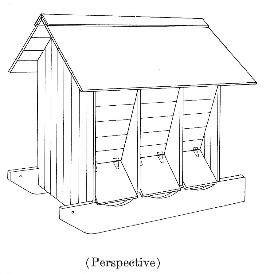 Plans for Hog Houses – Small Farmer's