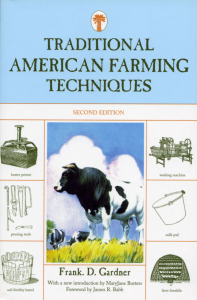 Traditional American Farming Techniques