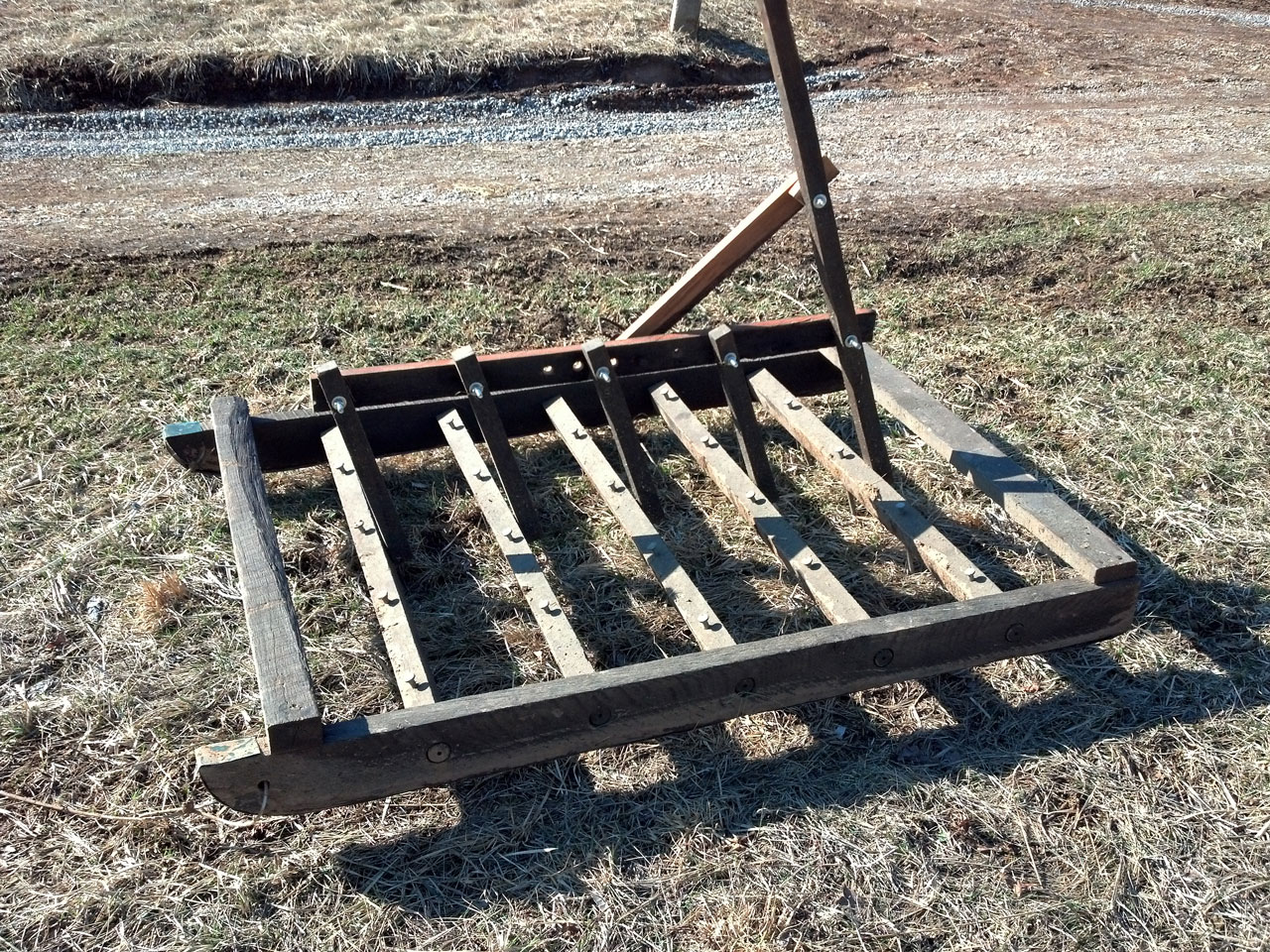 Eighteen Dollar Harrow