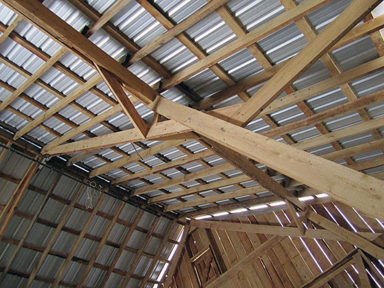 roofing kentwood for needs united as is mississippi well your steel truss coast states gulf barns pole la areas trusses the solution pipe to across louisiana shop in inc products