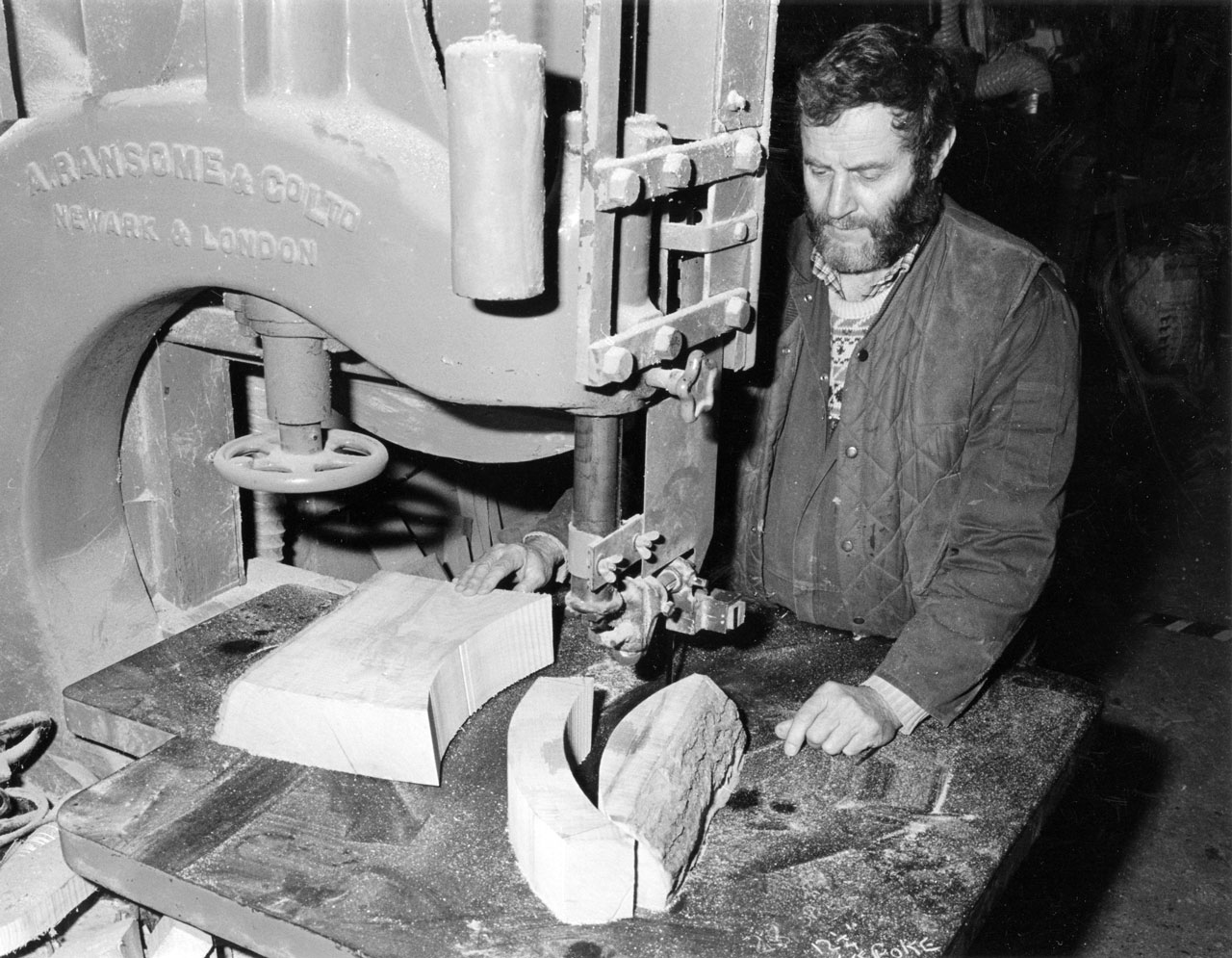 The Craft of the Wheelwright