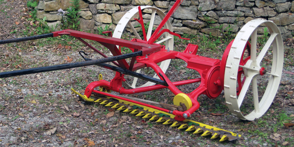 Center Cut Mower