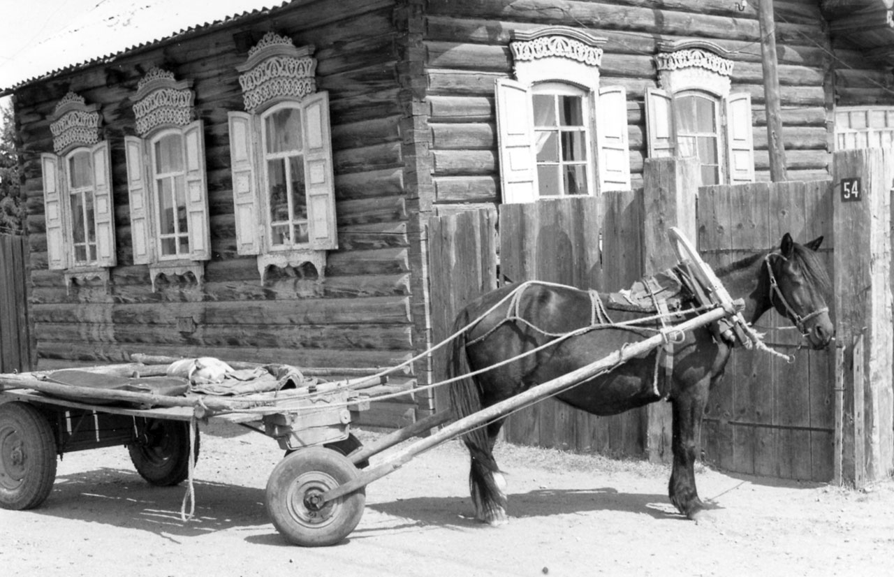Traditional Agriculture in Siberia