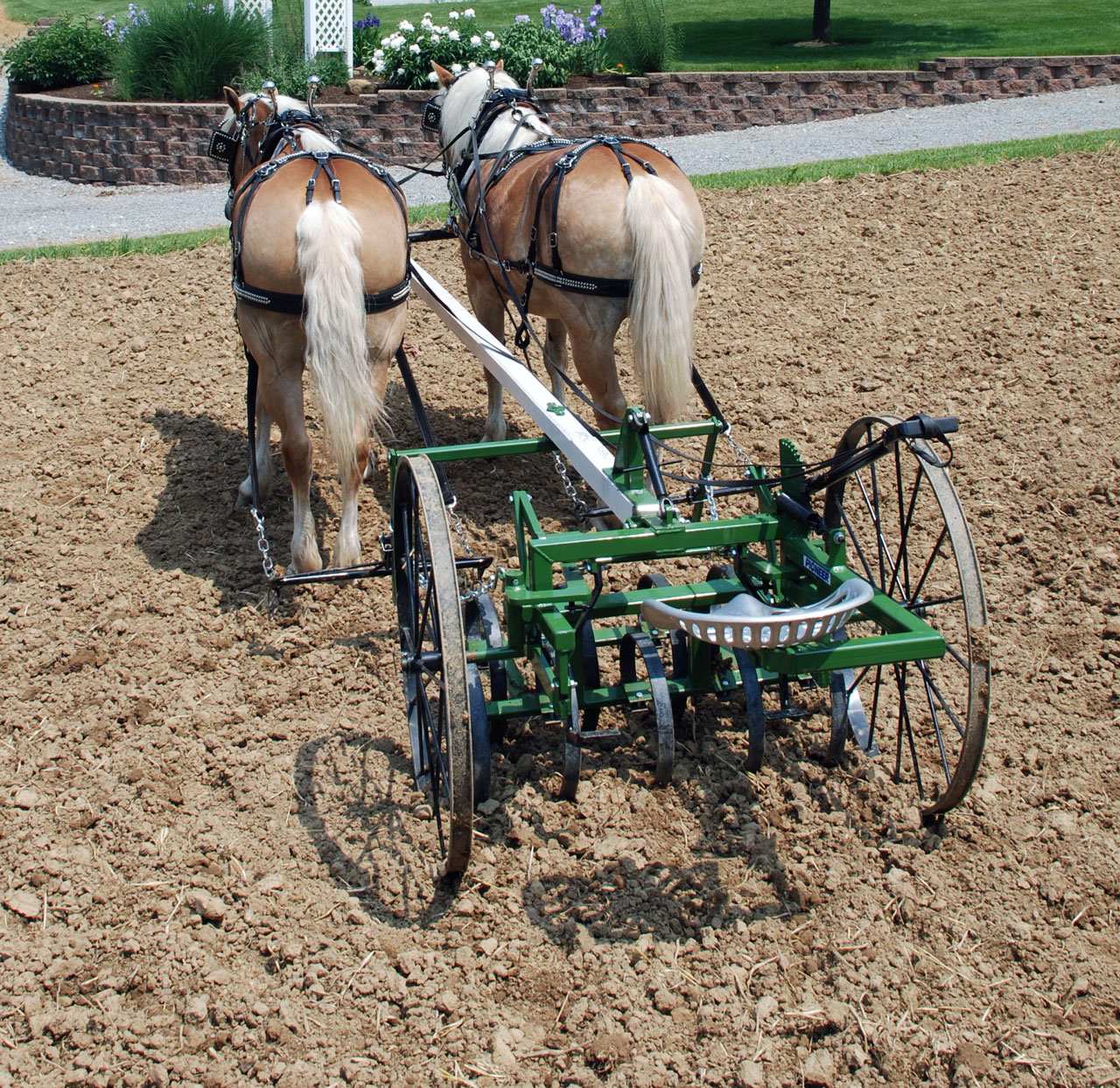 Fjordworks: Horse Powered Potatoes