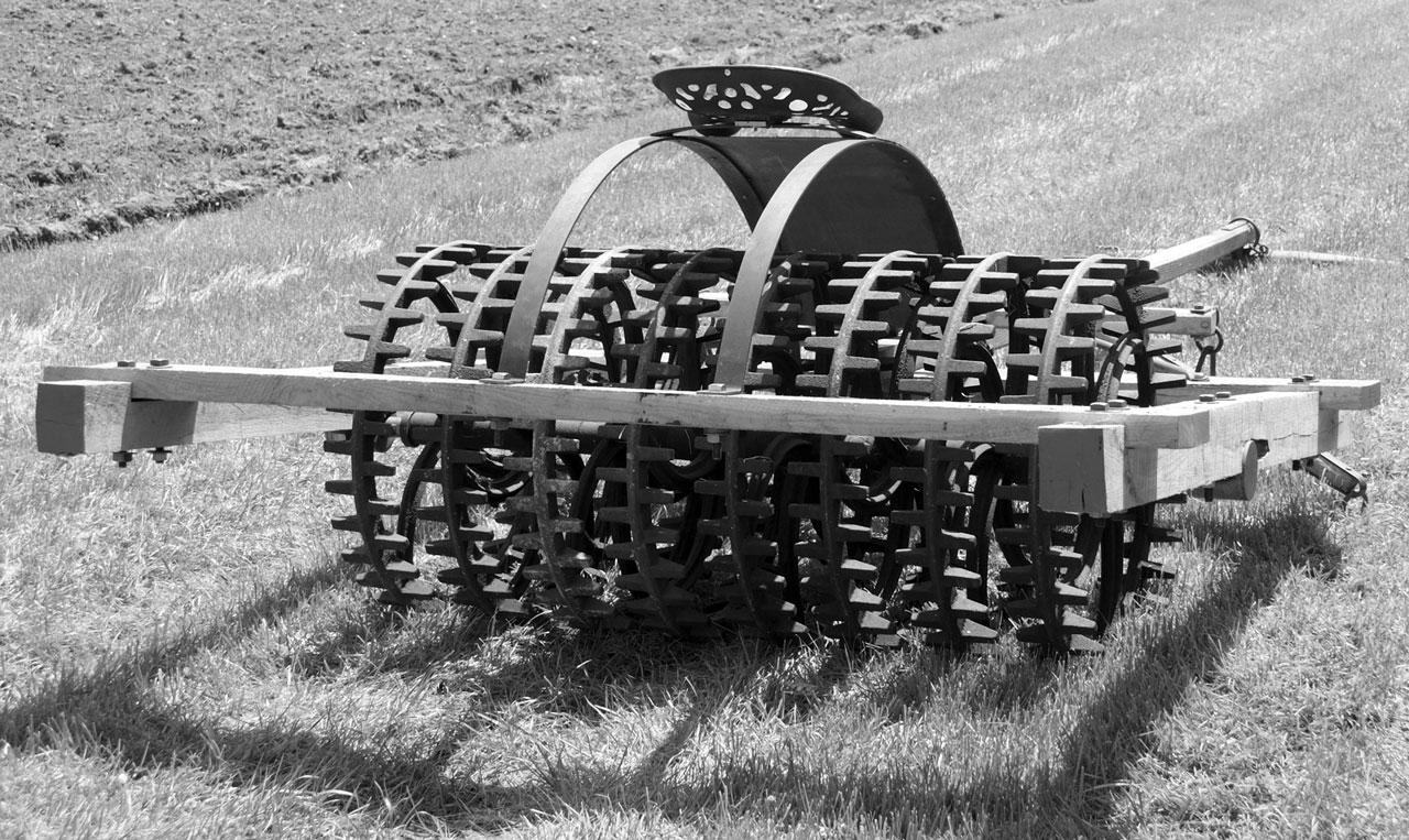 Parker Soil Pulverizer