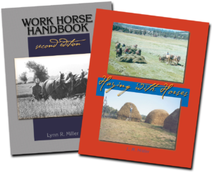 Workhorse Handbook & Haying With Horses Holiday Offer