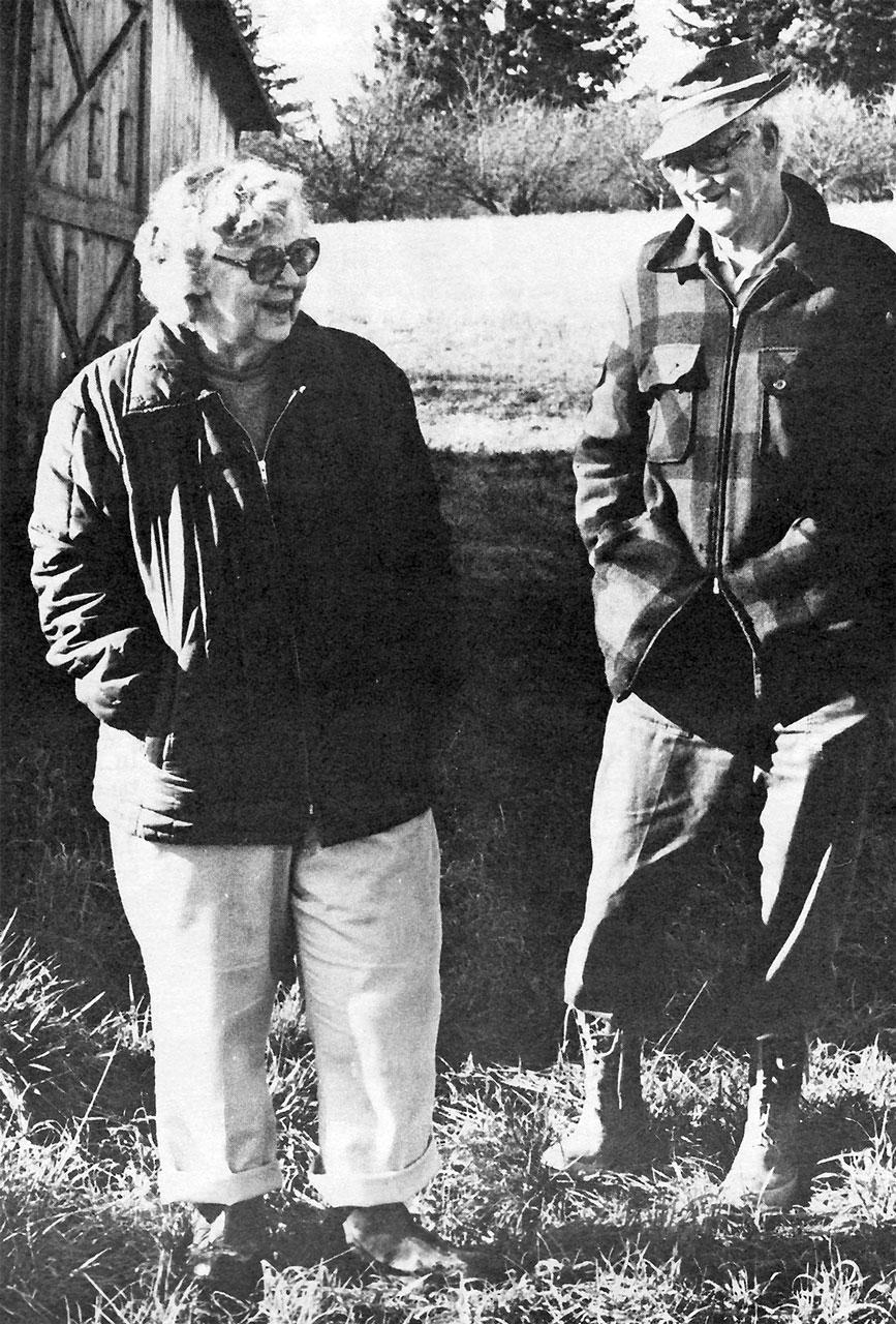 Bud & Mary Rickett