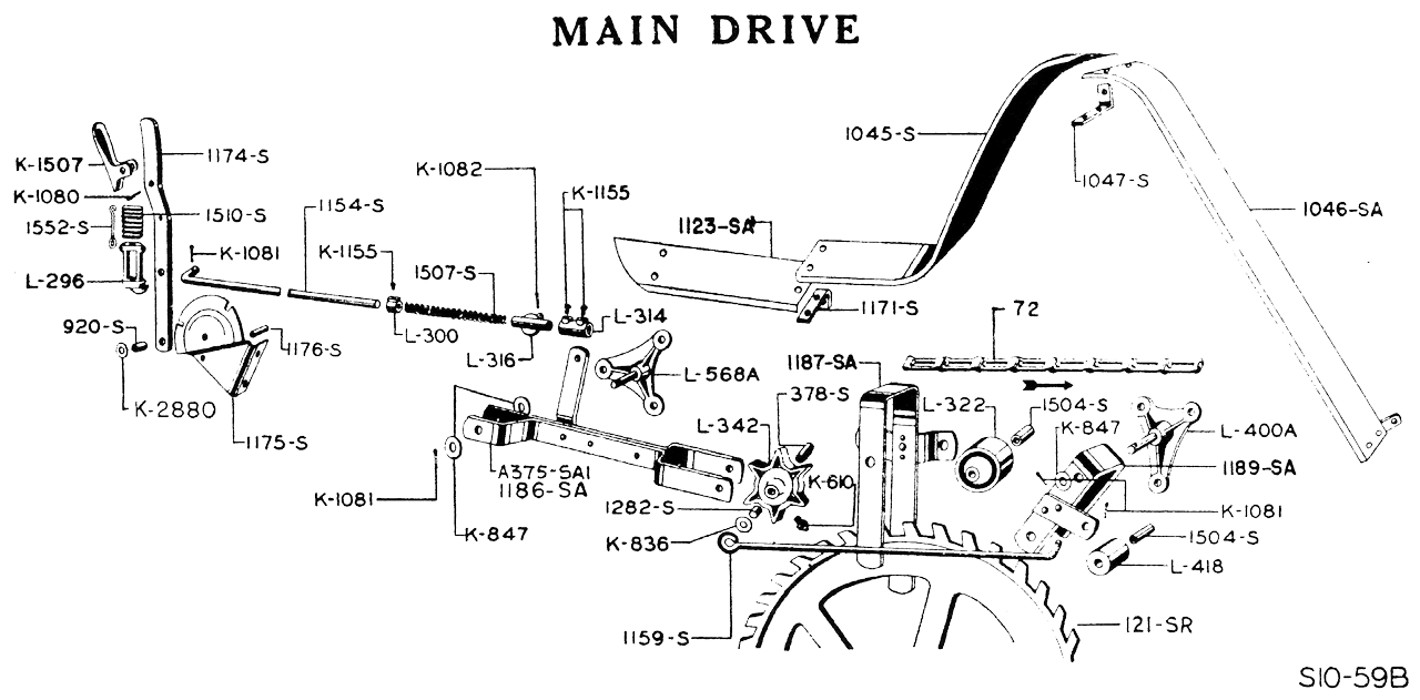 Rebuilding The New Idea Manure Spreader Small Farmers Journal Holland Wiring Diagrams 75b