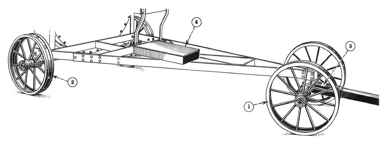 McCormick-Deering Ensilage Cutter No 12B