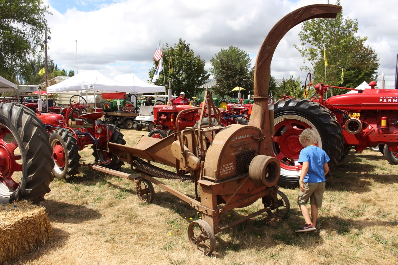 Great Oregon Steam Up