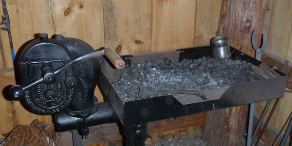 Choosing a Gas or Coal Forge for the Small Farm Shop