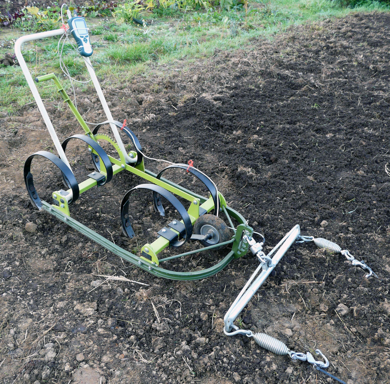 Spring Tooth Cultivator Equi Idea Canadese