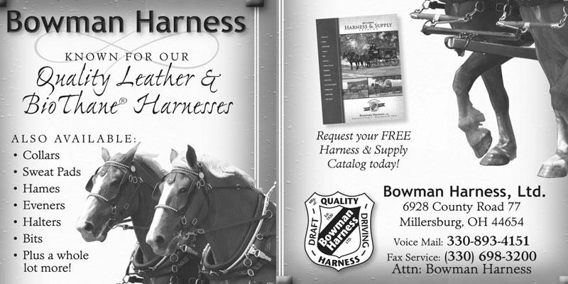 Bowman Harness