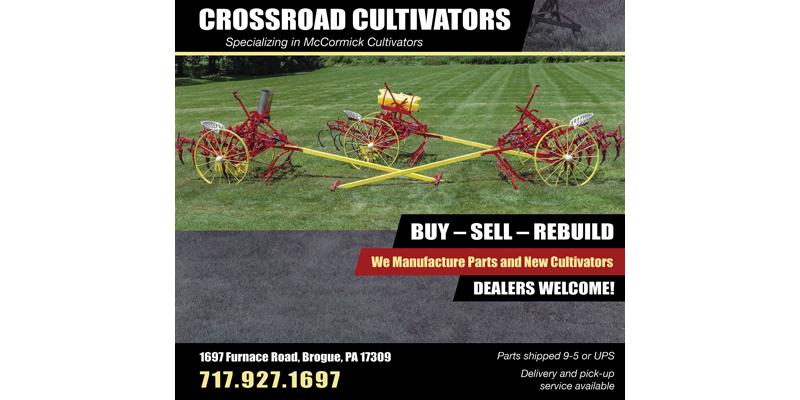 Crossroad Cultivators