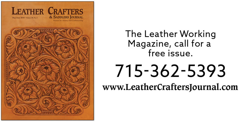 Leather Crafters Journal