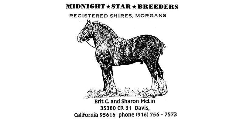 Midnight Star Breeders