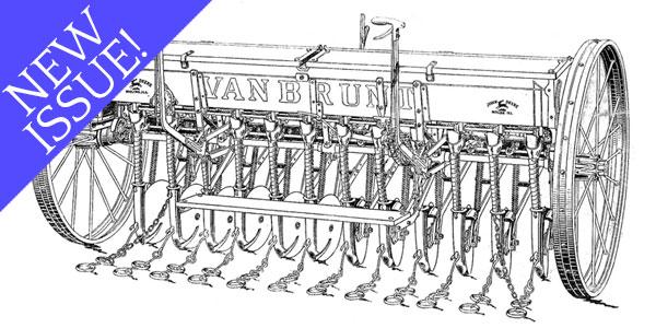 John Deere Van Brunt Combination Fertilizer Grain Drills