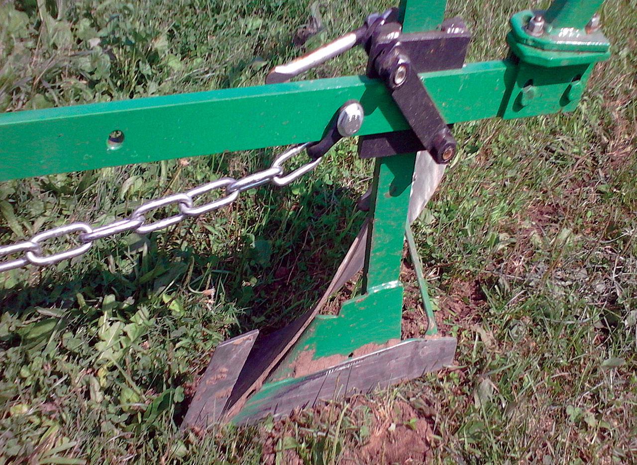The Jourdant Plow