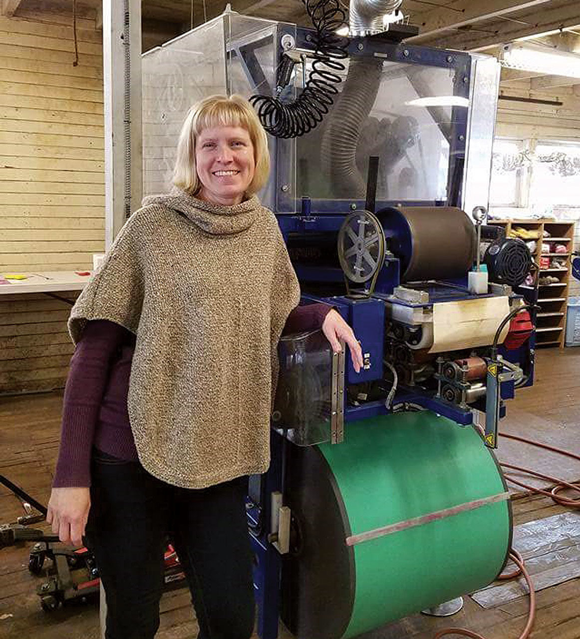 My Journey to Becoming a Fiber Farmer and Mill Owner