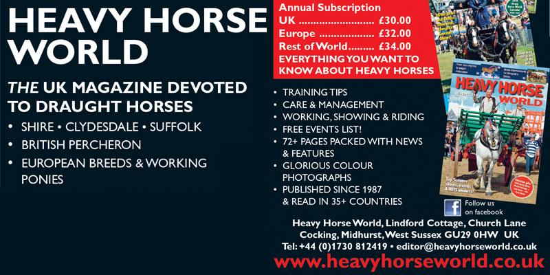 Heavy Horse World