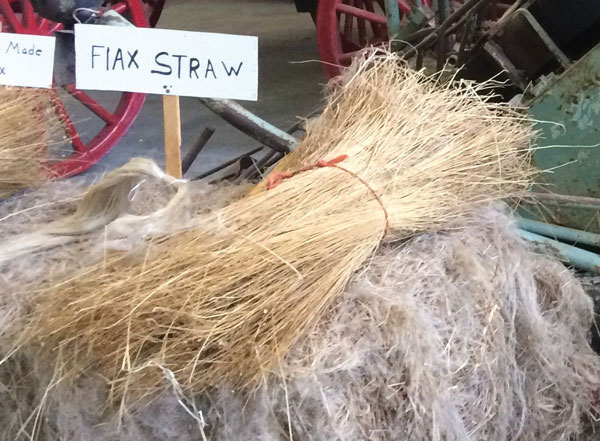 The Flax-Fiber Revolution