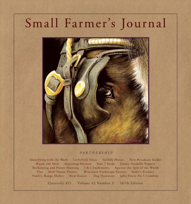 Small Farmers Journal Vol 42 No 3