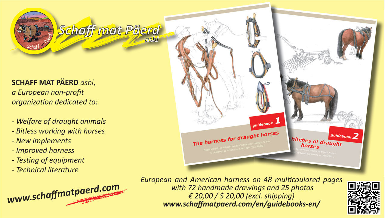 The Harness for Draught Horses a Review