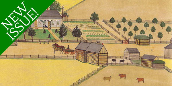 19th Century Wisconsin Watercolorist