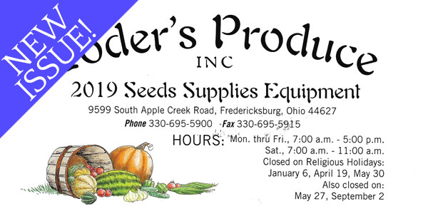 Yoders Produce