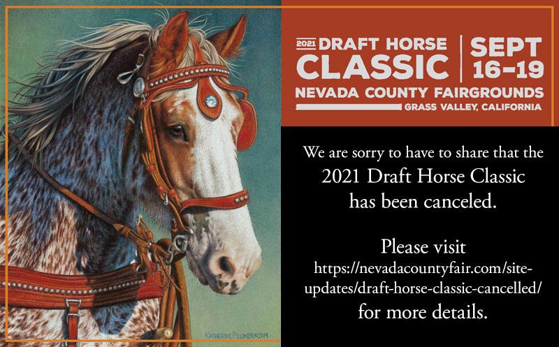 2021 Draft Horse Classic