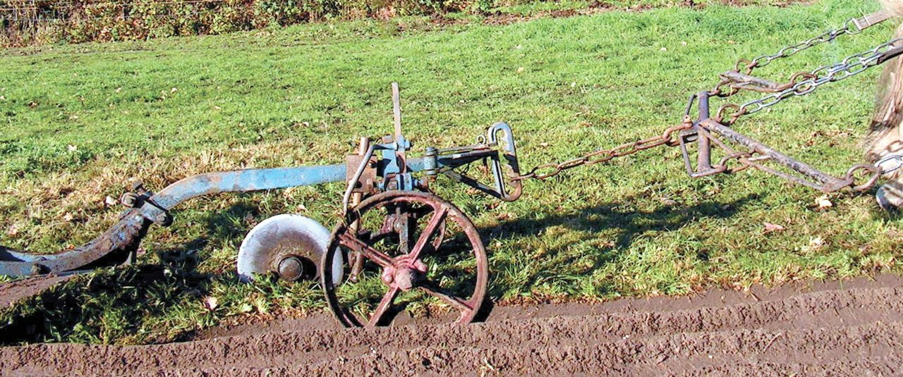 Learning to Plough