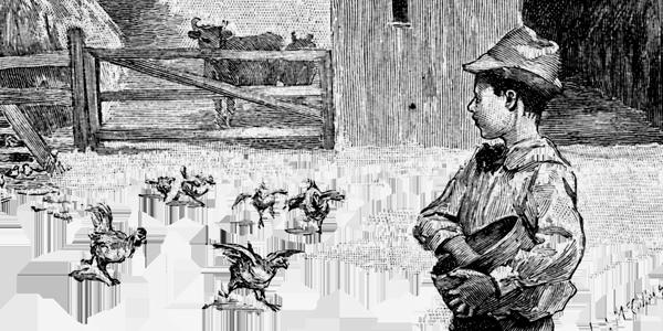 Losing a Farm
