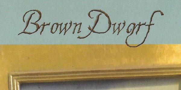 Sneak Preview Brown Dwarf