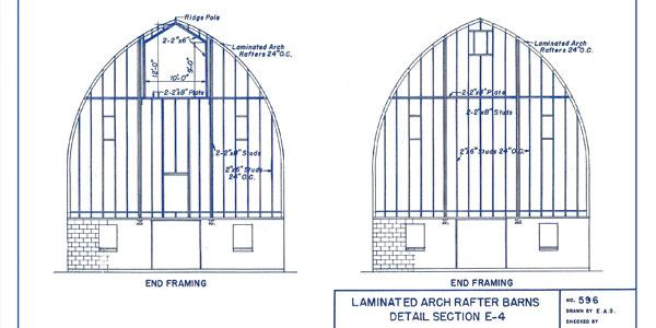 Starline Barn Plans