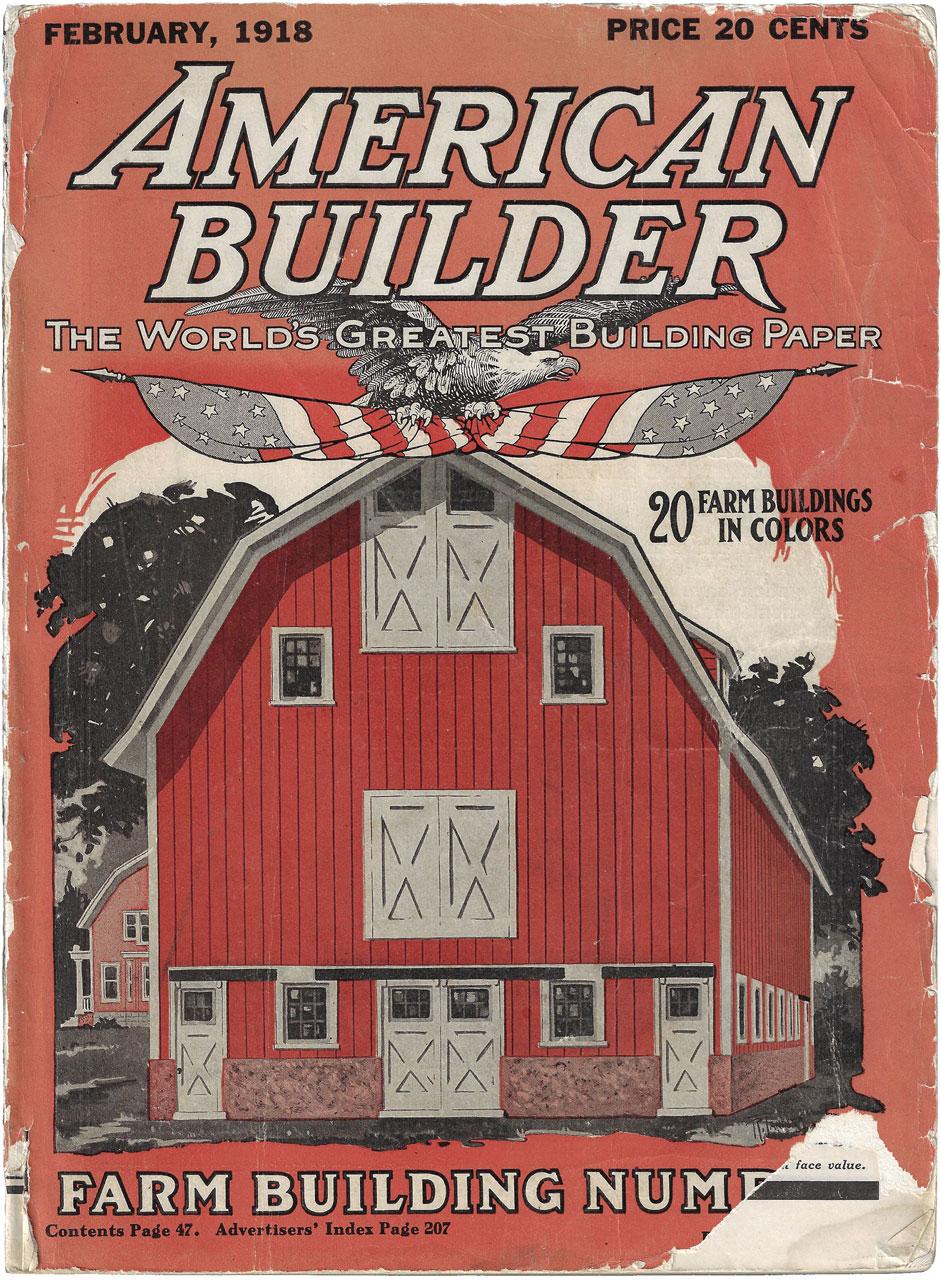 Farm Buildings in Colors Part 1