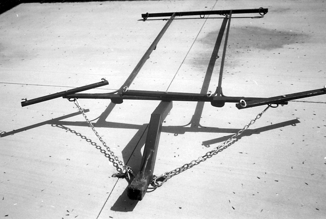 The Three Abreast Hitch as a Training Aid