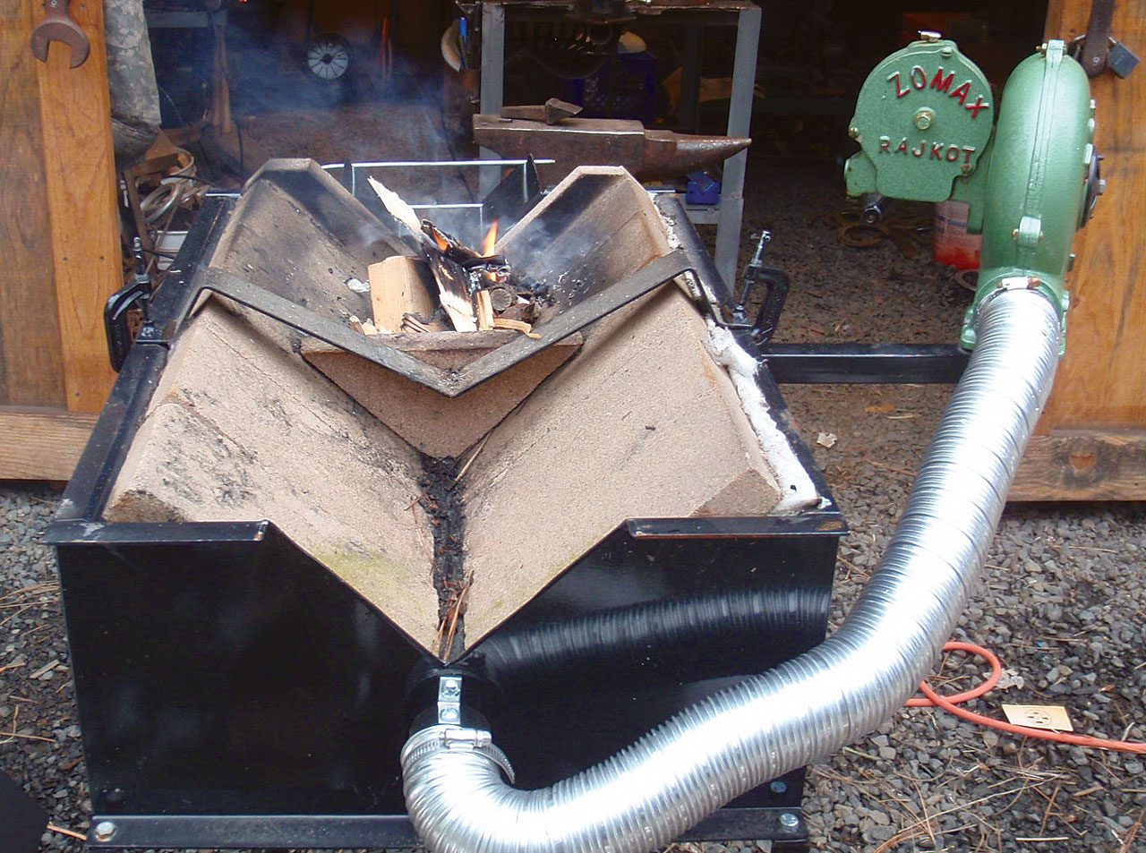 Whitlox Wood-Fired Forge