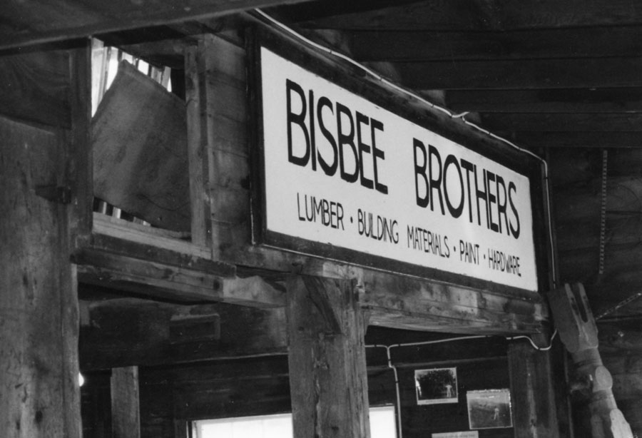The Bisbee Mill Museum