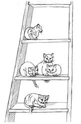 Farm Animal Coloring Book Page 32